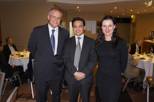 RMAs invited to meet Scott Morrison MP and Craig Laundy at Reid Migration Forum