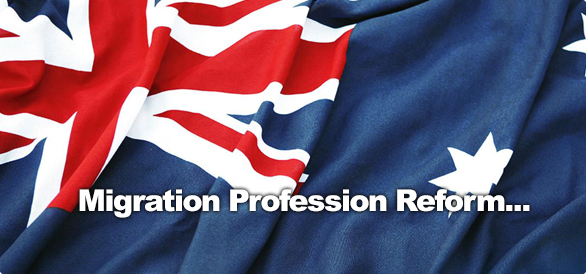 Migration Profession Reform