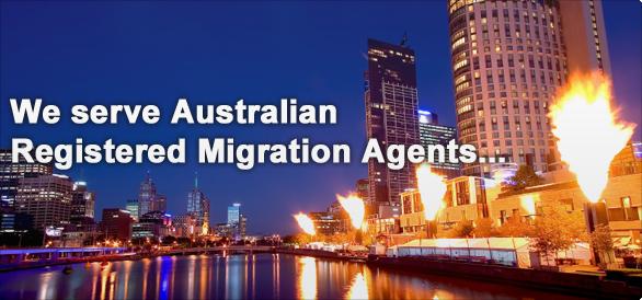 We serve Australian registered migration agents