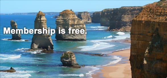 Membership is free