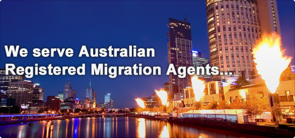 We serve Australian registered migration agents